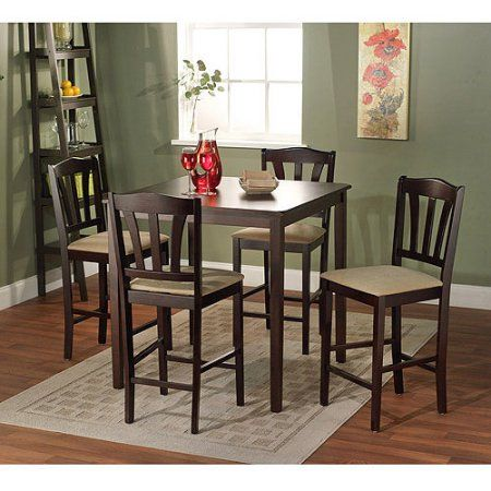 Dining Room Counter Height Sets Free Shippingbuy Metropolitan Counter Height 5Piece Dining Set
