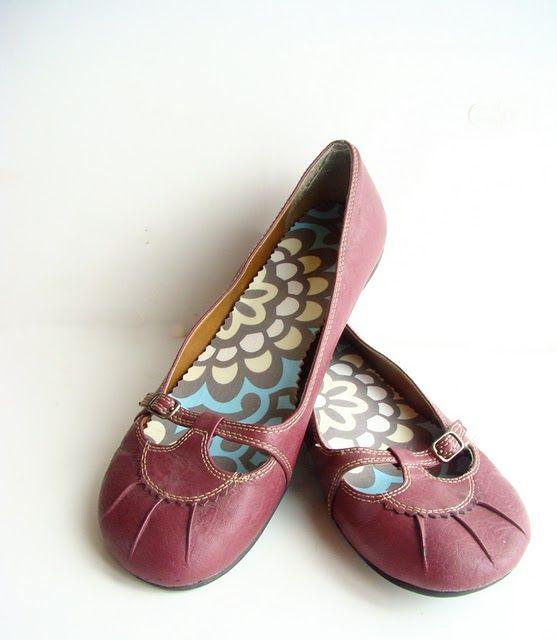 diy shoe inserts