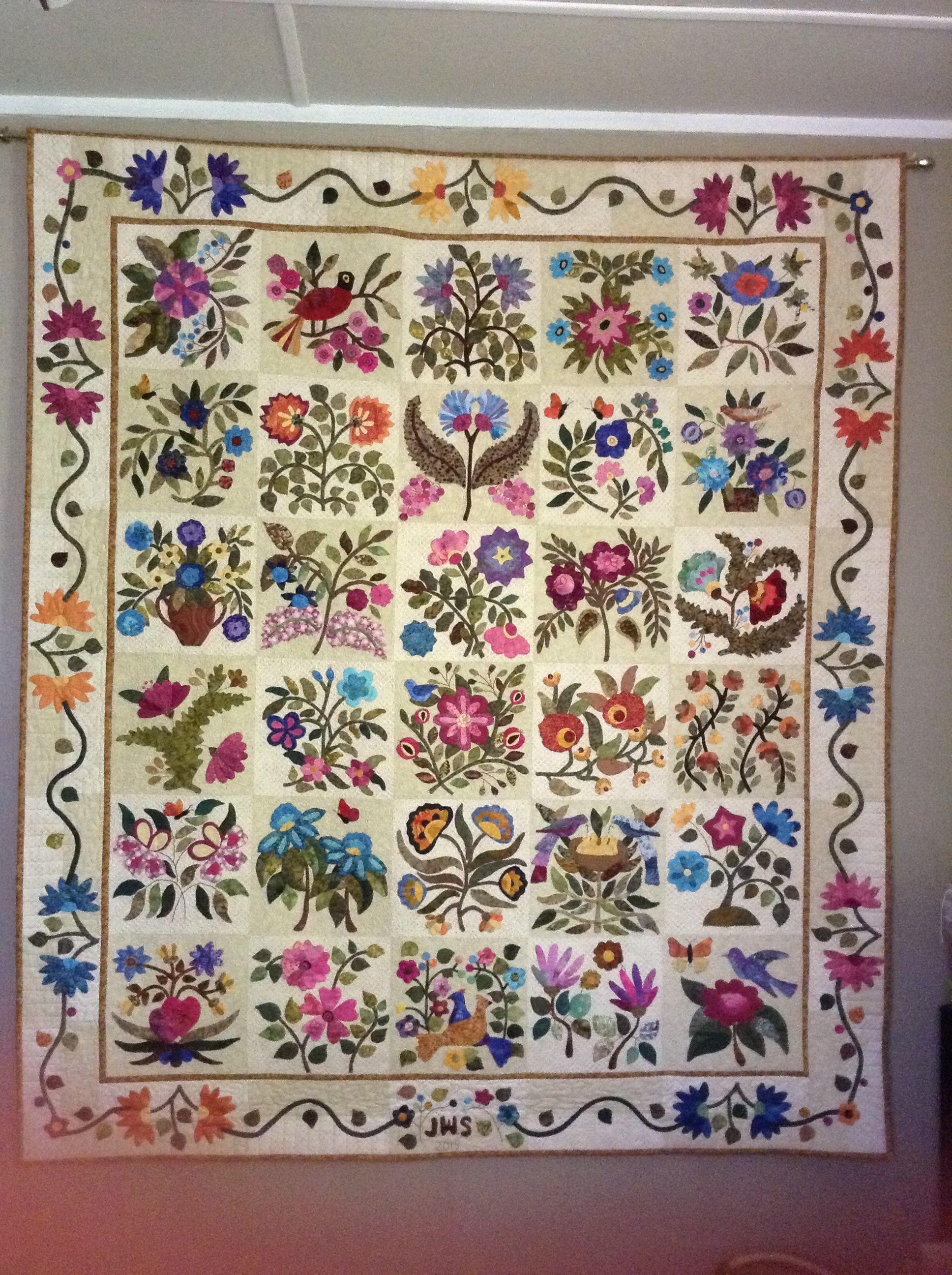 caswell quilt - Google Search | Applique Quilts | Pinterest ...