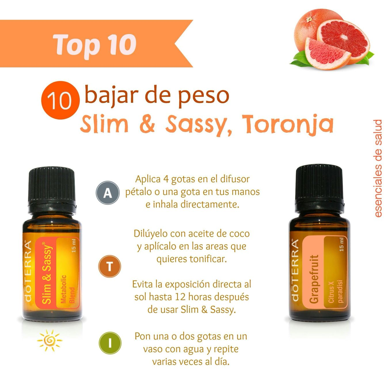aceites young living para perder peso