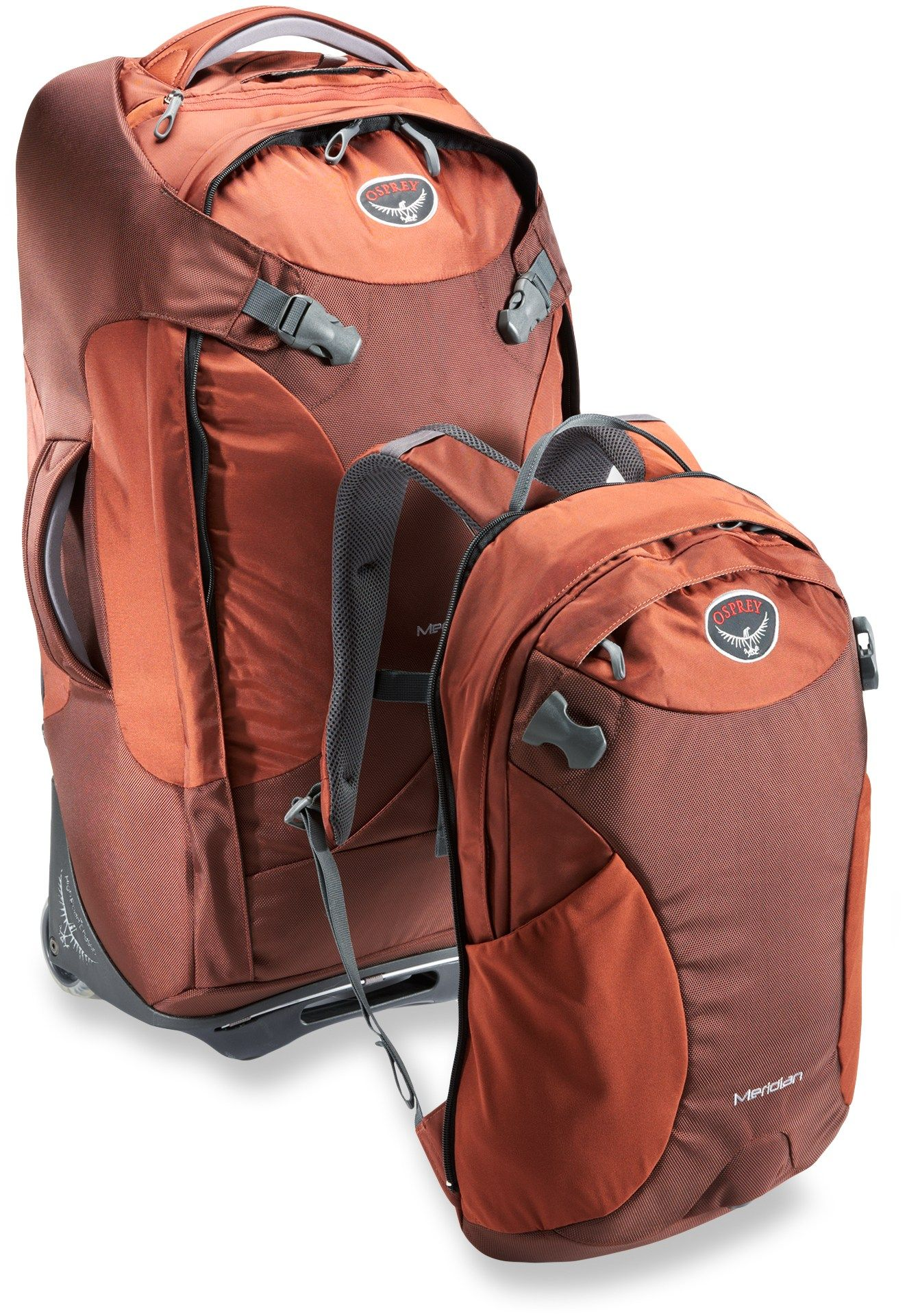 concurrerende prijs verkoop usa online verschillende stijlen Osprey Meridian Wheeled Convertible Luggage - 28 | Northwest ...