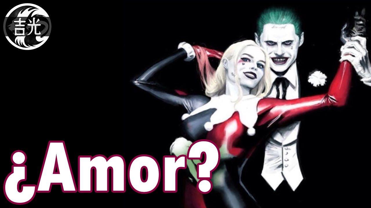 Frases De Amor Guason Y Harley Quinn