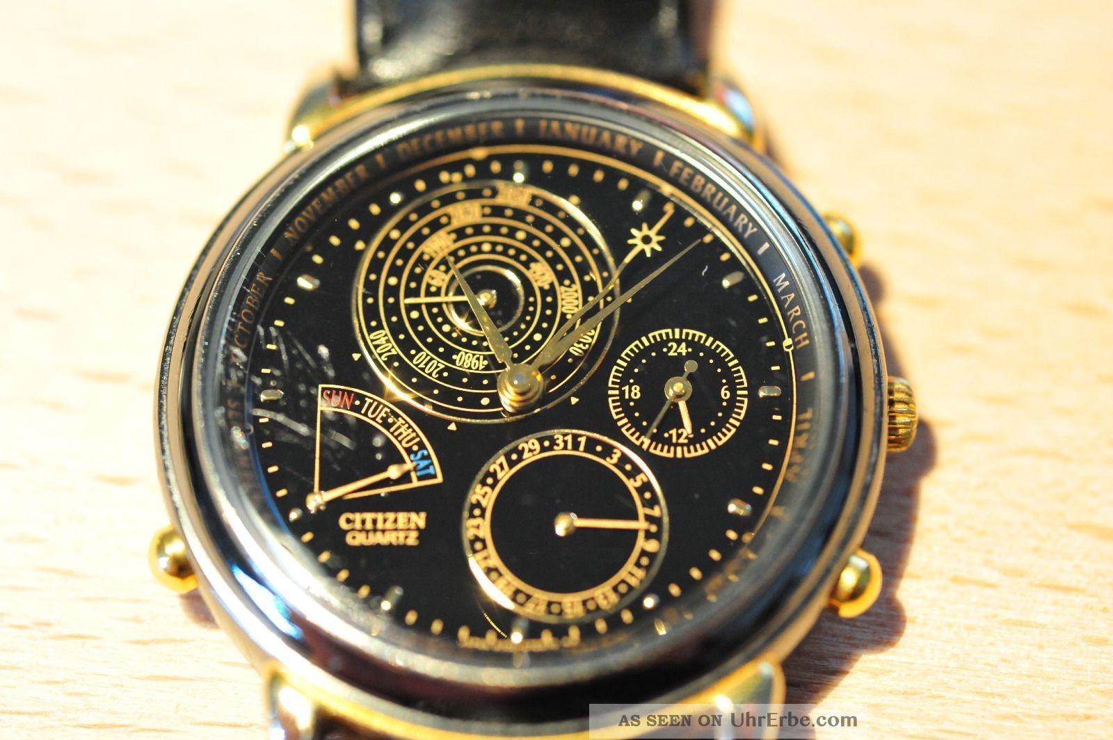 Citizen 6700 - G 70081 Armbanduhren Bild