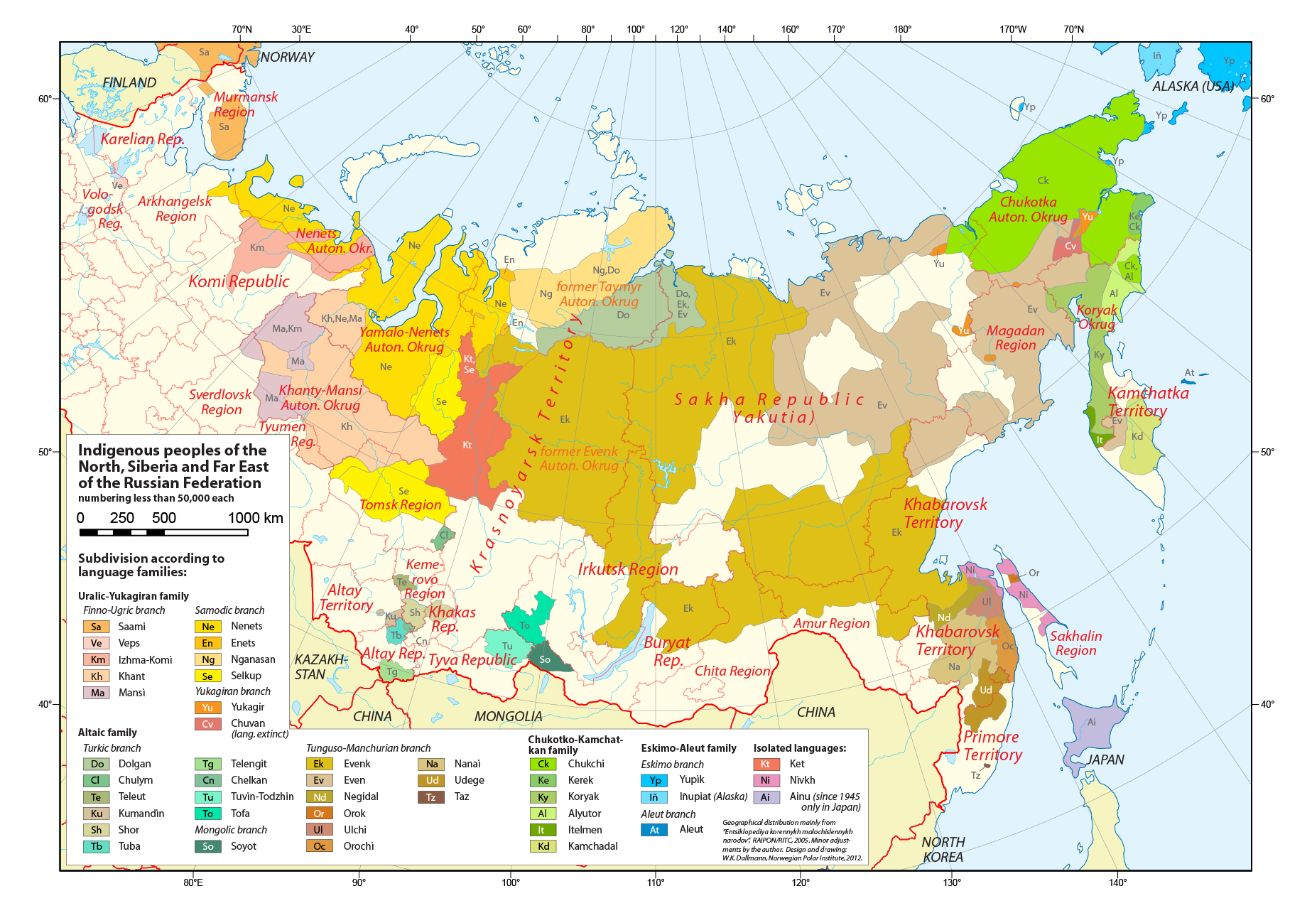 Indigenous Peoples of Siberia and the Far East