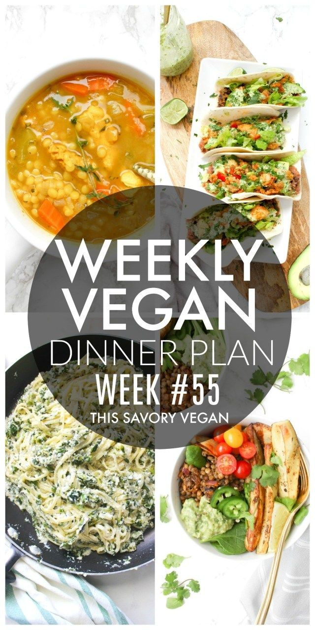 Savory Vegan Recipes