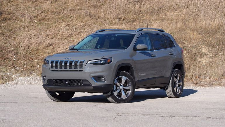 2020 Jeep Cherokee Review An Off Roader That S Just Ordinary Jeep Cherokee Jeep Cherokee Accessories Jeep