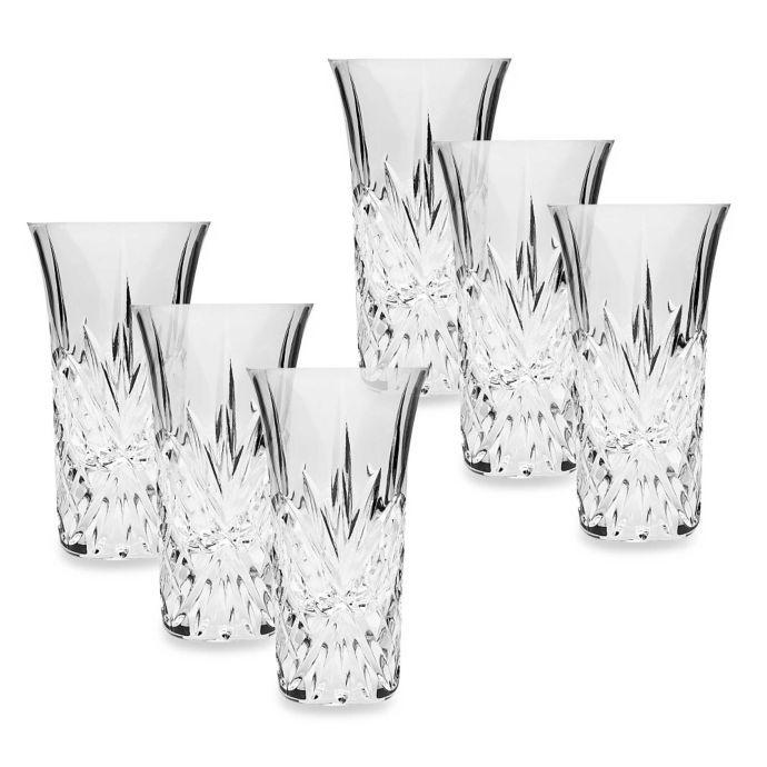 Godinger CrystalSet Of 6Vodka Shot Glasses