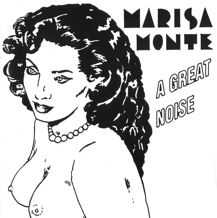 Marisa Monte - A great noise.  One of her tracks was on a sampler I came across. and I sought out the album.  I didn't just buy it for the cover...honest.