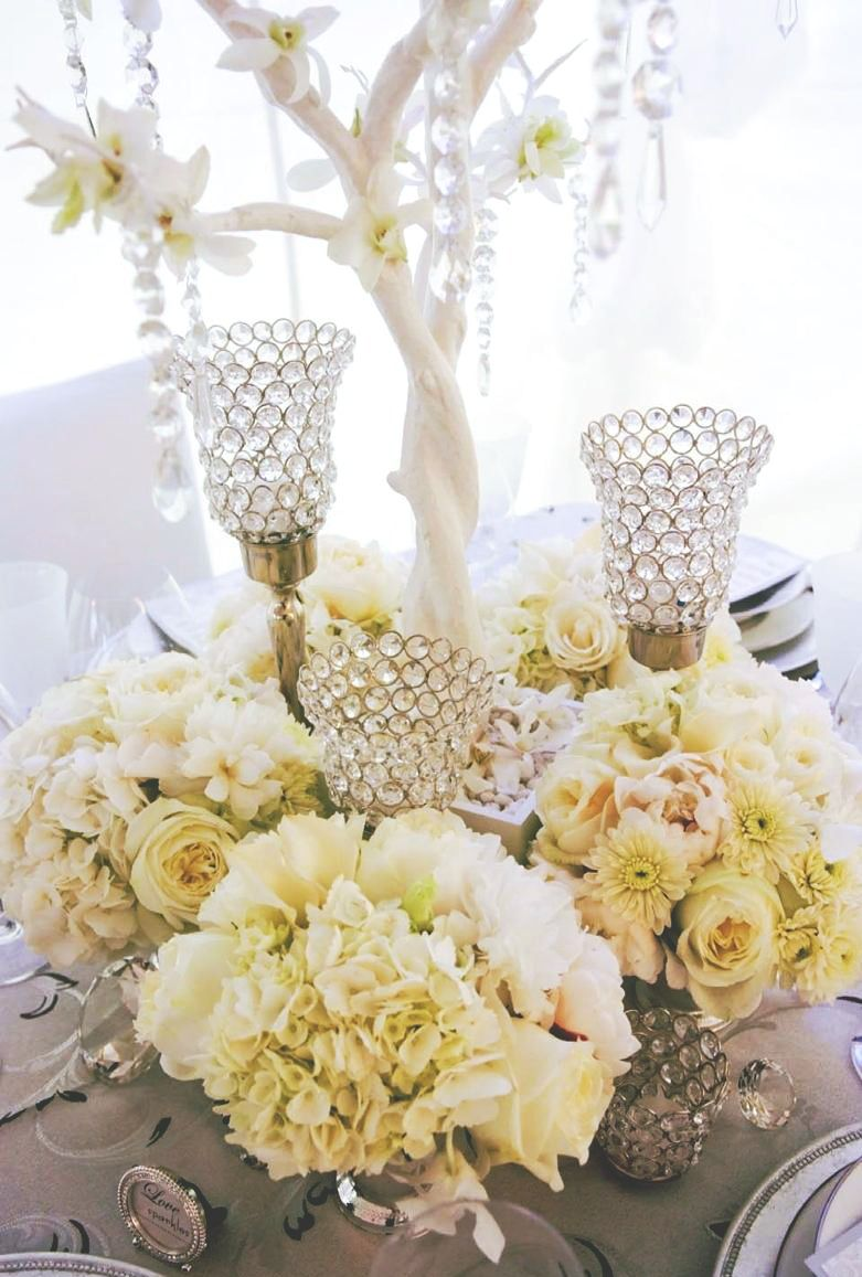 martini centerpieces | New Centerpiece Ideas | Wedding Ideas ...