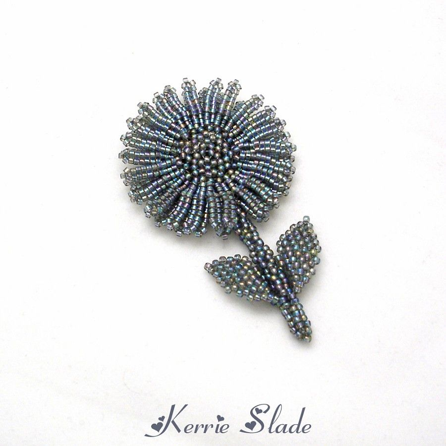 Kerrie Slade ~ Contemporary Beadwork - Gallery of my work