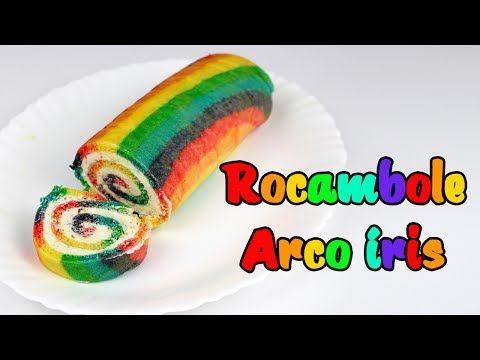 Youtube Rocambole Como Fazer Rocambole Receitas De Rocambole
