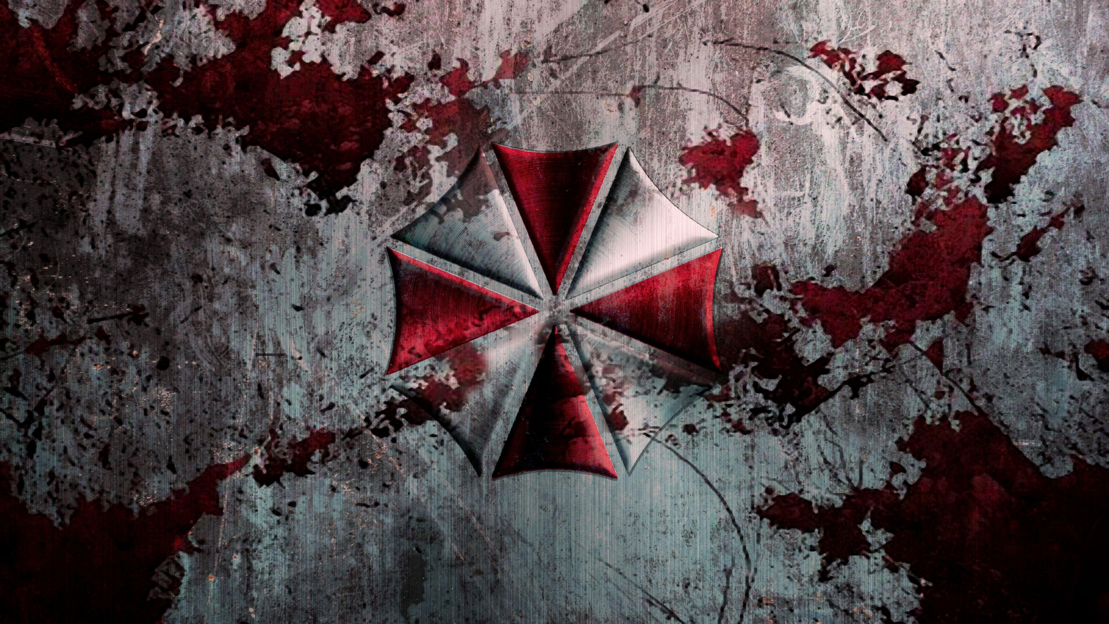 Wallpaper 3840x2160 Resident Evil Umbrella Corporation 4k Ultra Hd Hd Resident Evil Movie Resident Evil Game Resident Evil