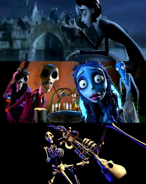 """""""I love you but you're not mine."""" - Corpse Bride"""