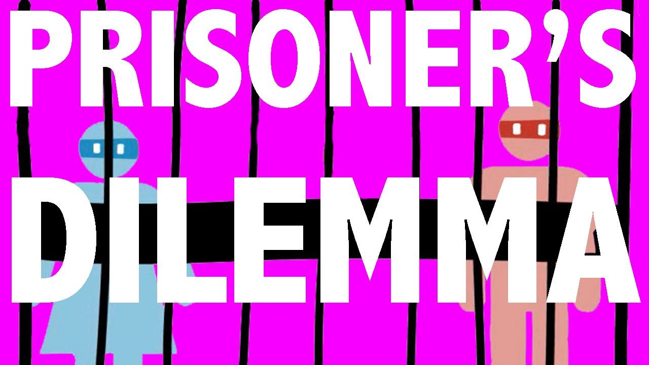Philosophy Rational Choice Theory The Prisoner S Dilemma Hd Choice Theory Prison Philosophy