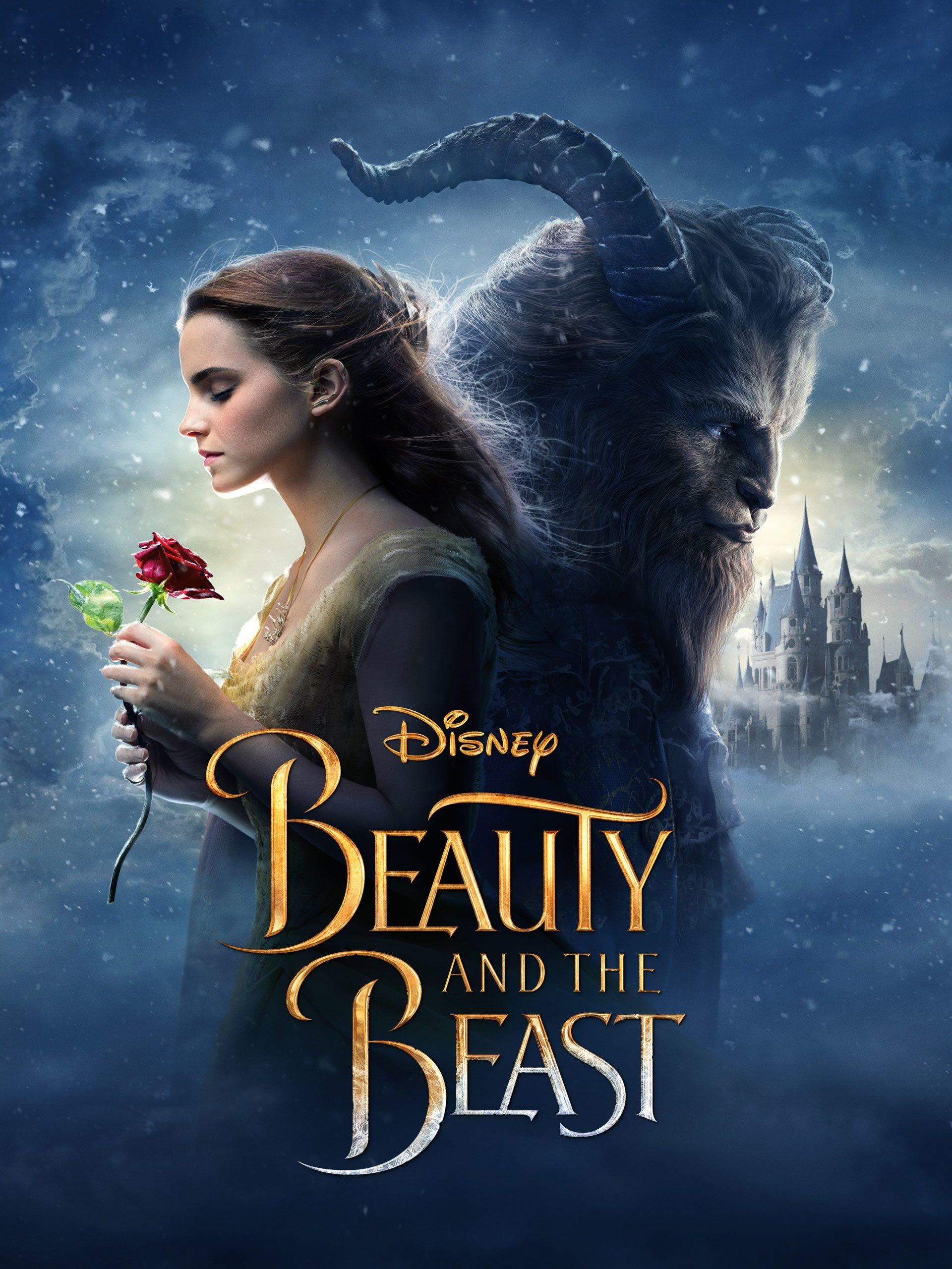 Beauty and the Beast (2017) (Plu The beast movie, Beauty
