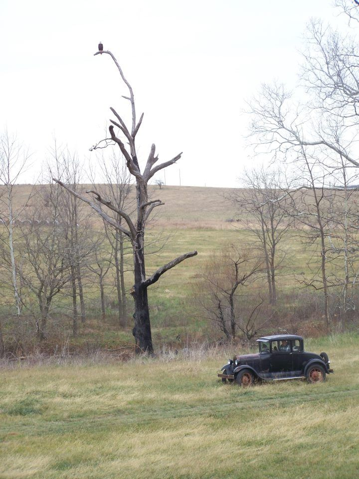 old farms missouri | Very Old Car On Farm In Missouri | VA-VA ...