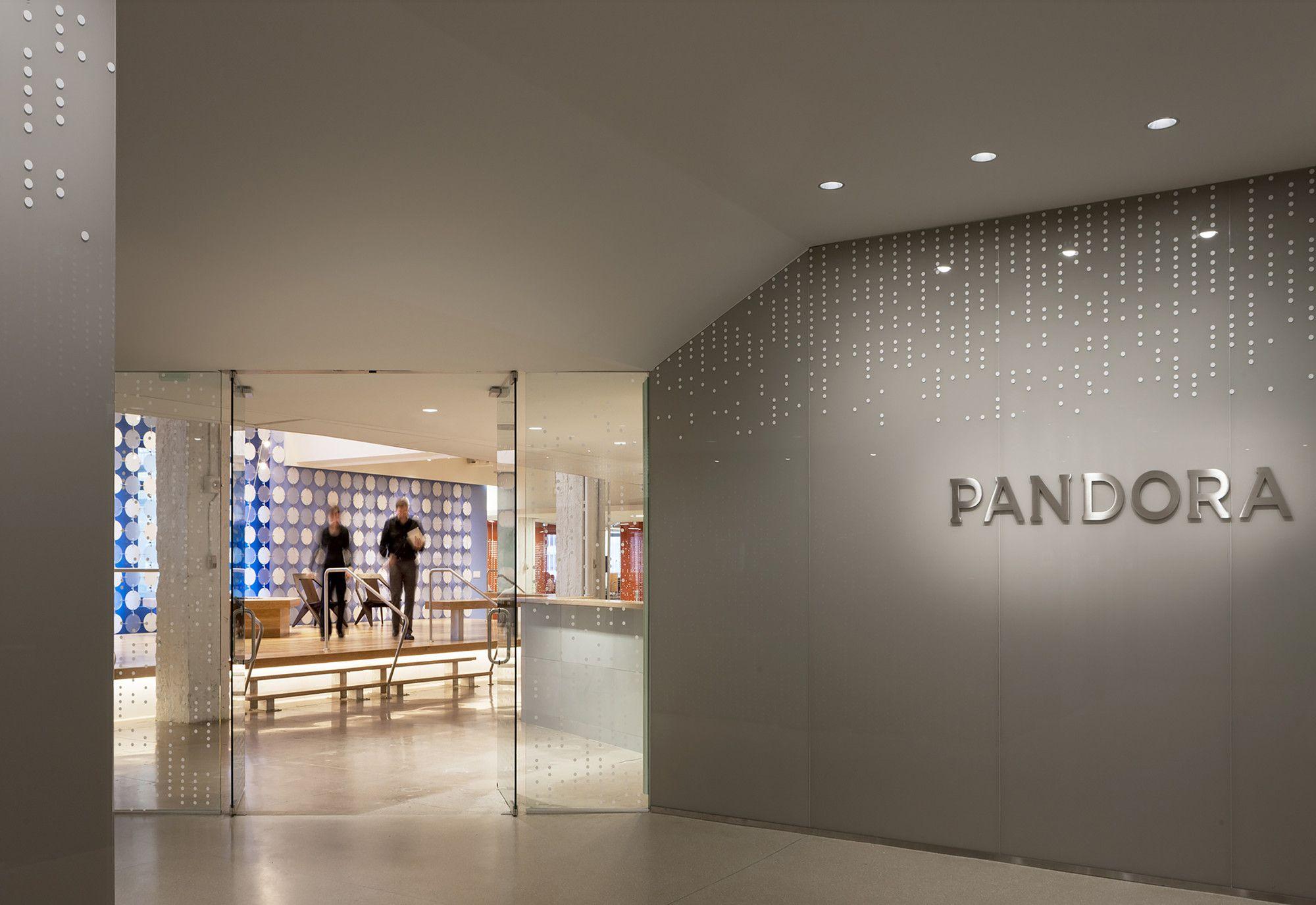 gallery of pandora media inc new york office aba studio 7 aba
