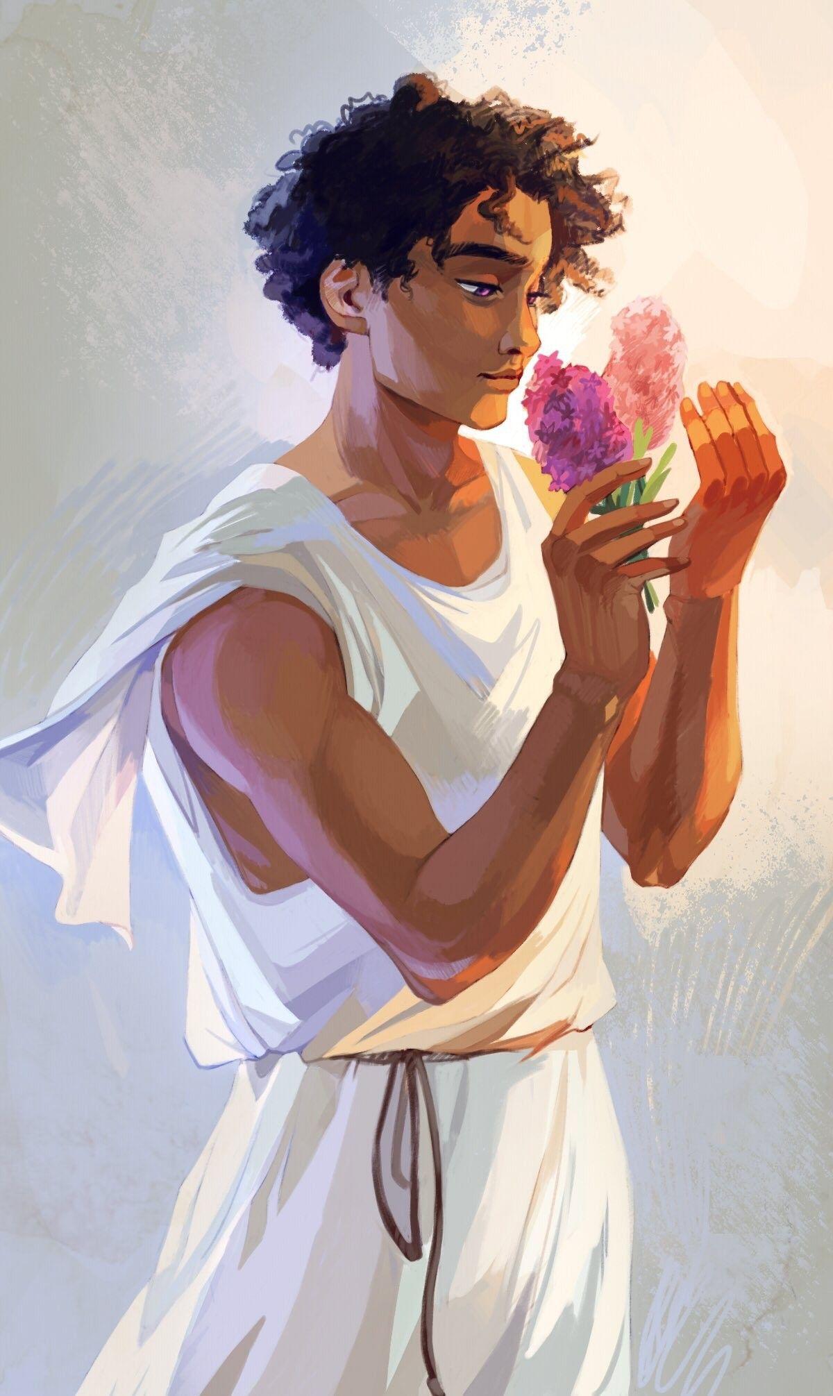 Hyacinthus - Rick Riordan's The Trials of Apollo - Viria | Demigod