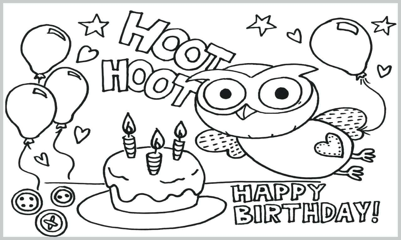 Happy Birthday Coloring Card Best Of Happy Birthday Dad Coloring Card Meltingclock In 2020 Happy Birthday Coloring Pages Birthday Coloring Pages Mom Coloring Pages