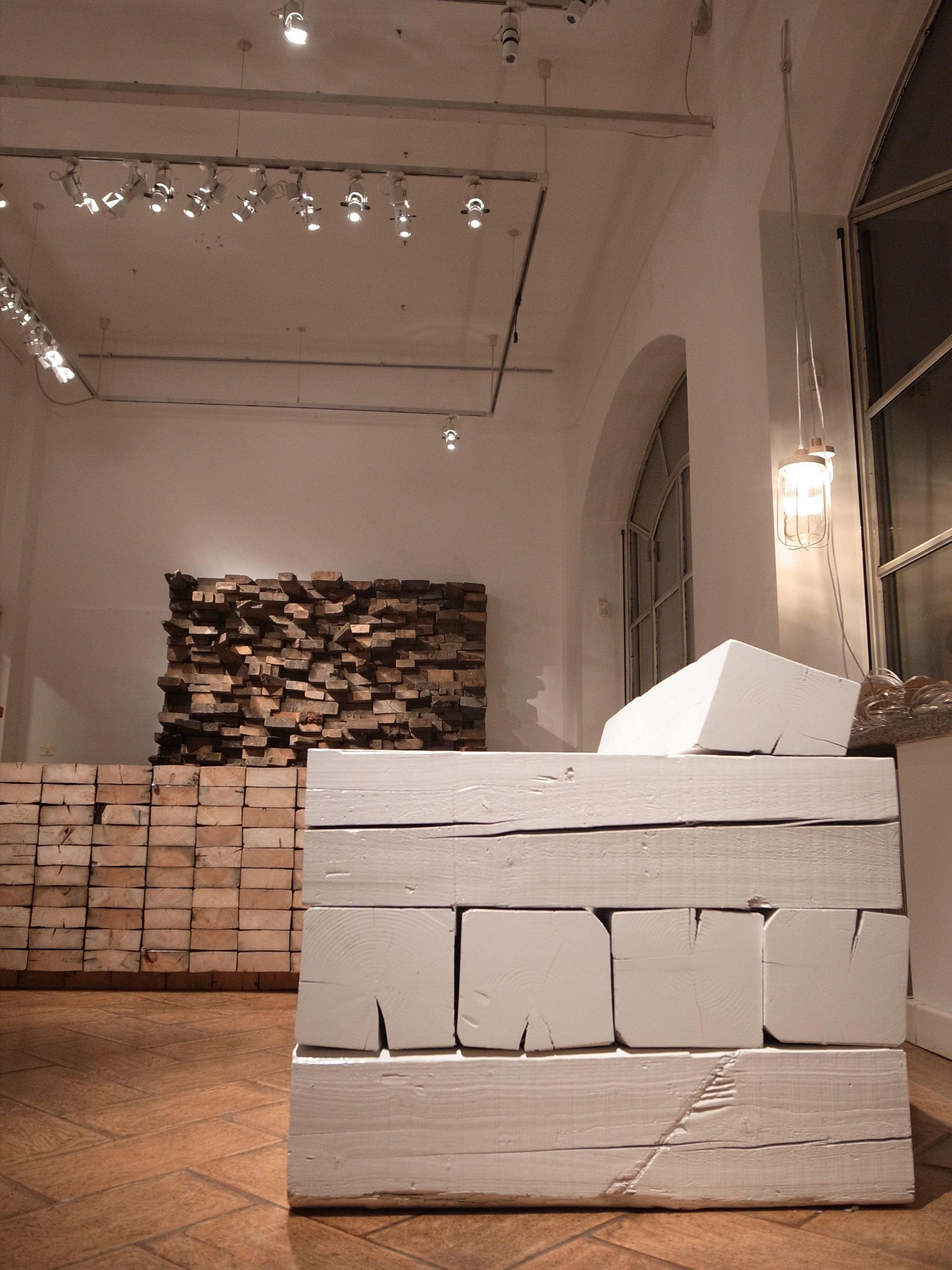 Our new BEAM collection @ SPAZIO ROSSANA ORLANDI