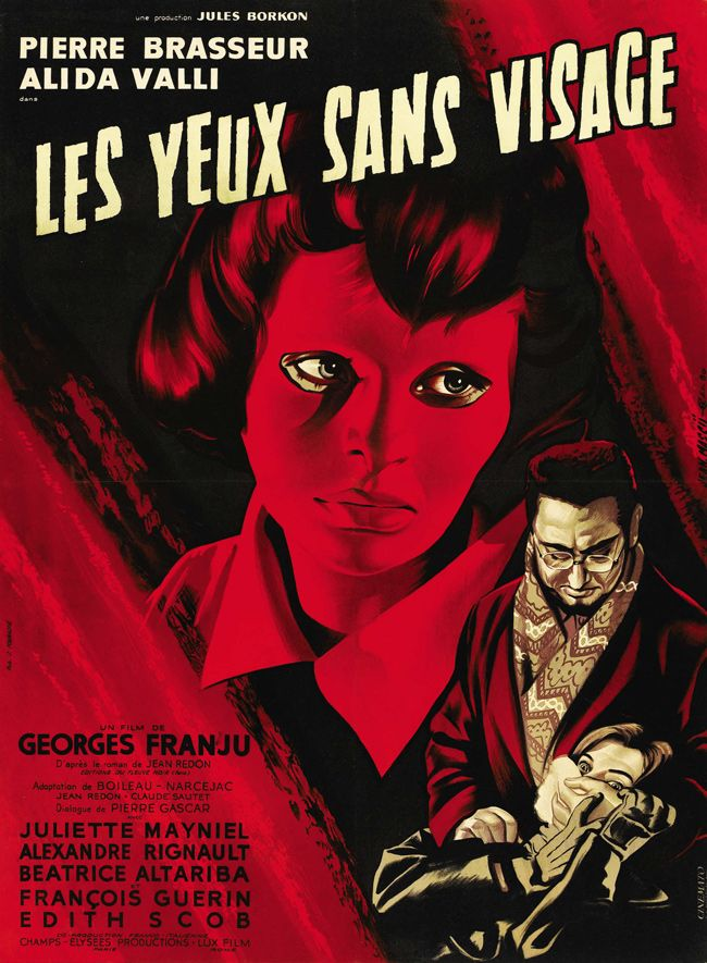 La Grande Illusion Vintage French Movie Posters Eyes Without A Face Horror Movie Posters French Movies