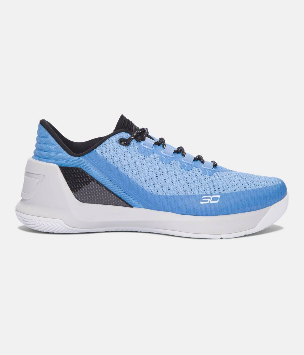 Men's UA Curry 3 Low Basketball Shoes | Carolina blue, Shoe department and  Armours
