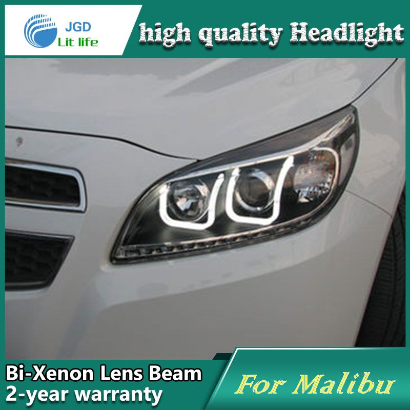 High Quality Car Styling Case For Chevrolet Malibu 2012 2013