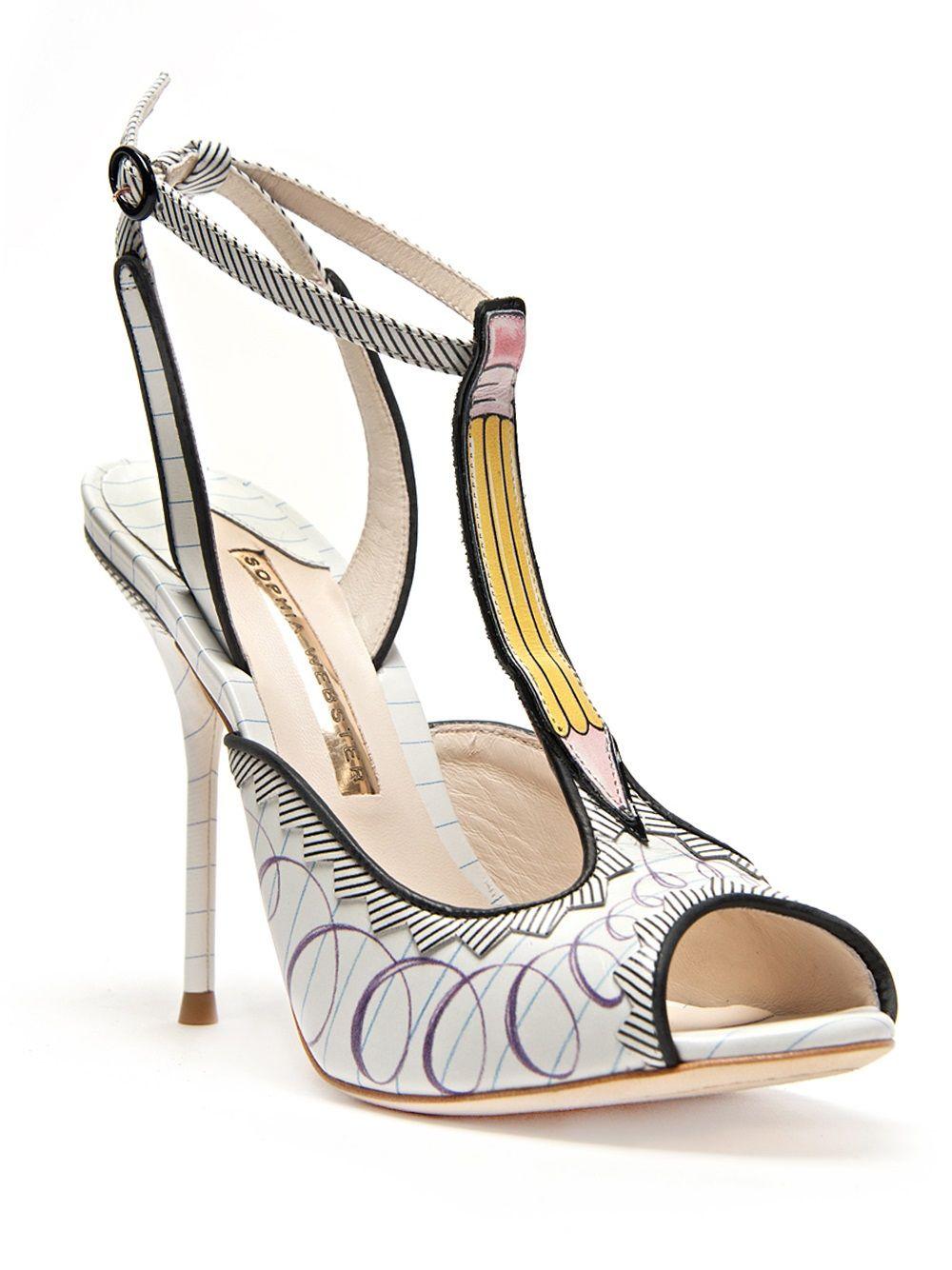 Image result for sophia webster pencil detail sandals