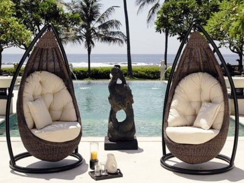 Muebles De Rattan Para Exterior : Propuestas para muebles de exterior ideas patio and