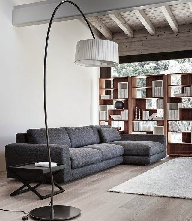 Comfortable modern living room design ideas in neutral color combinations