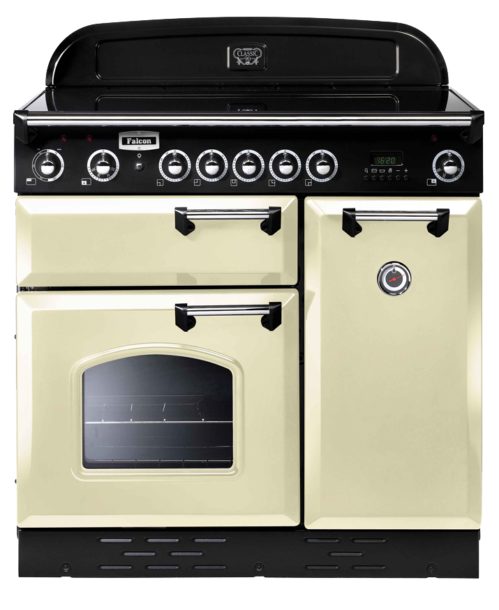 Lovely Stoves :: Falcon :: Falcon Classic Induction 90cm Stove   Prestige  Appliances   European