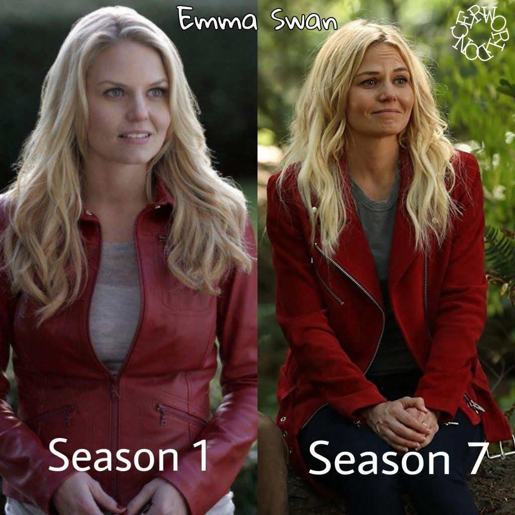 Emma Swan | Once upon a time TV characters