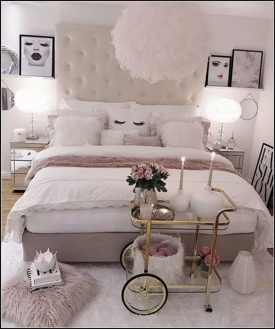 132 Gorgeous Bedroom Decor Ideas Page 25 Vaerelse Dekoration