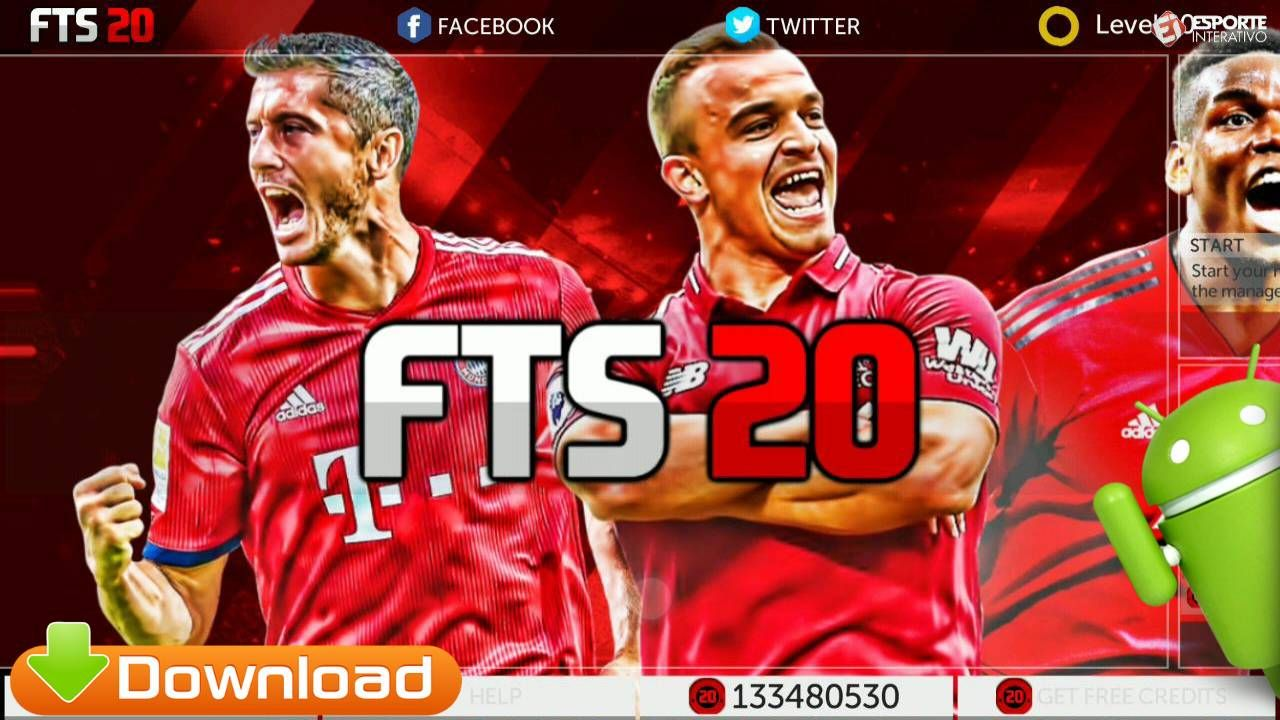 Download Fts 20 First Touch Soccer 2020 Offline Android Game