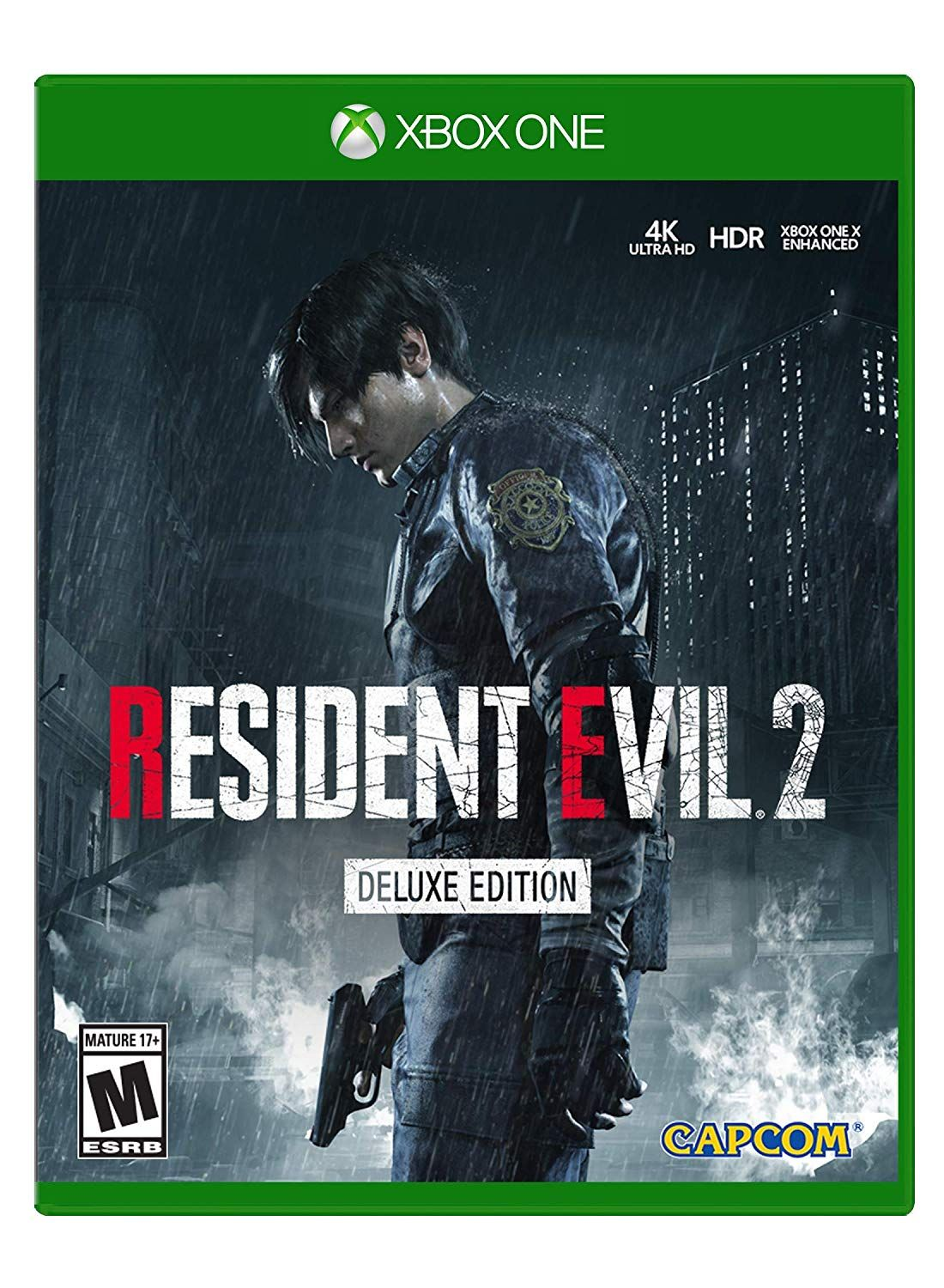 Resident Evil 2 Resident Evil Resident Evil 2 Ps4 Xbox One