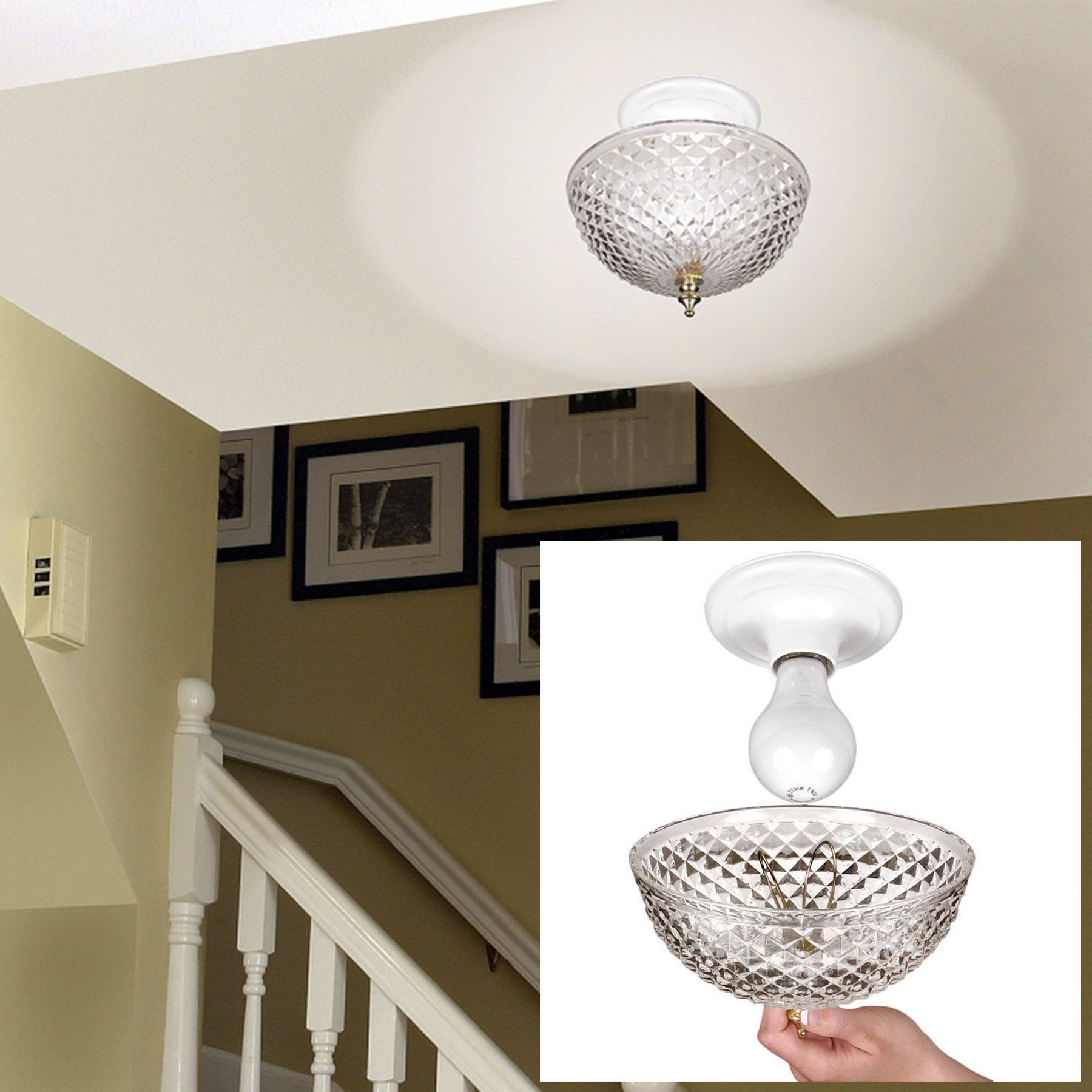 Clip On Light Bulb Covers For Ceiling Lights Decorative Light