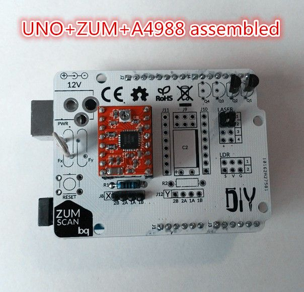4638cb40f2c26a10520042a5933d940c ciclop 3d printer scanner boards kit,arduino uno controller,zum  at mifinder.co