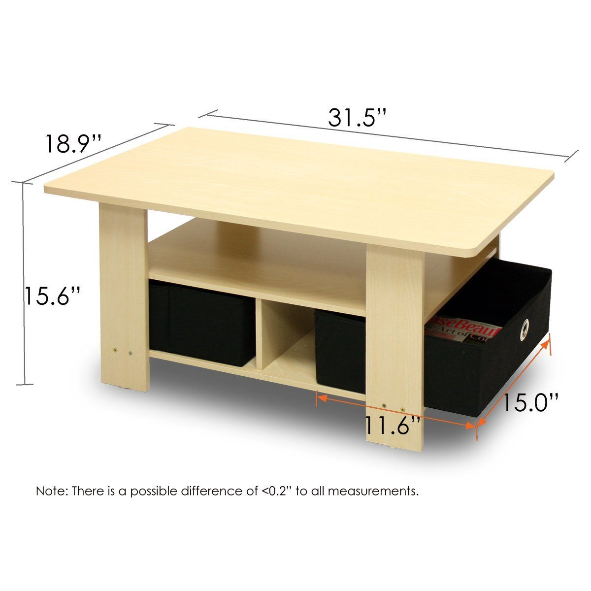Delightful Furniture: How To Make The Table Better Look Consider Coffee Table Dimension  Creating Beautiful Room