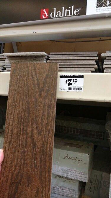 Montagna Saddle - bathroom tile - Home Depot | Tile ...