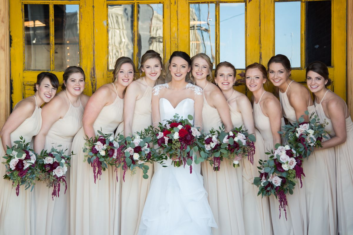 Perfect bridesmaid dresses for the big day bridesmaids
