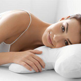 oreiller anti rides hefel ALLOmatelas.vous présente en exclusivité le premier oreiller  oreiller anti rides hefel