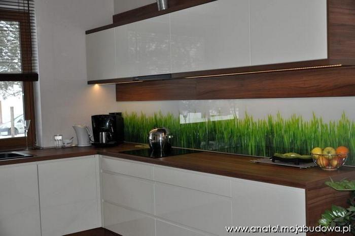 Najpiekniejsze Kuchnie Model 2013 Zobacz Kuchnie Na Forum Muratora Zaglosuj Na Piekna Z Powodu Detalu Kitchen Cabinets Home Home Decor