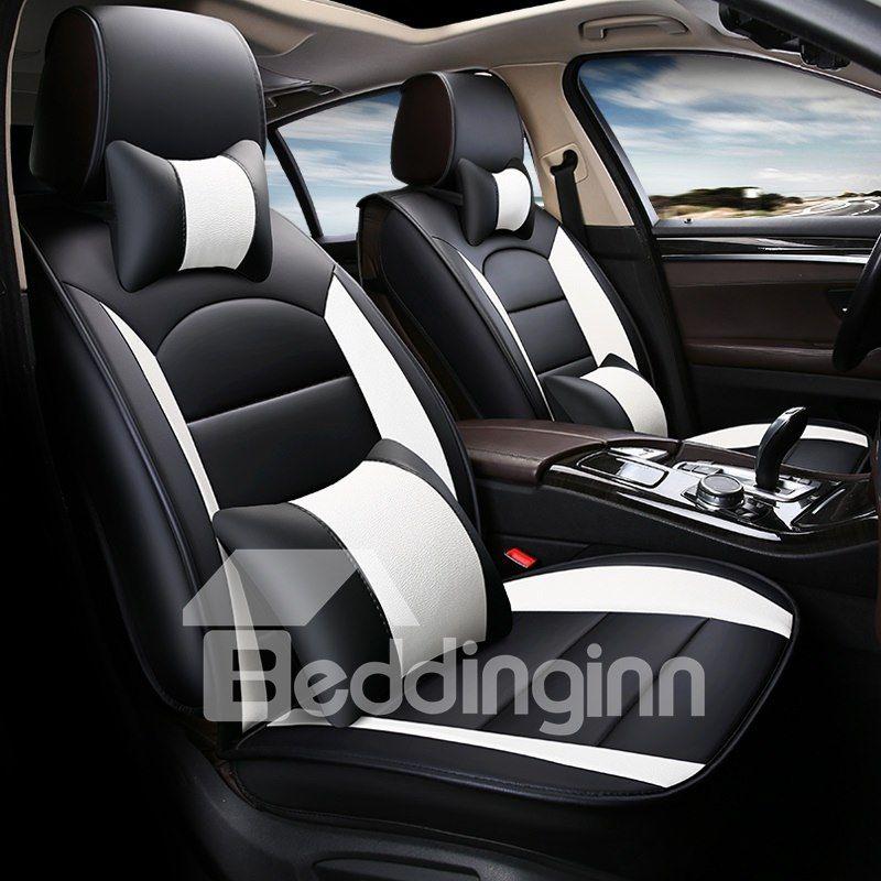 Sports Series Futuristic Design Streamlined Patterns Universal Car Seat Covers Car Seats Futuristic Design Carseat Cover