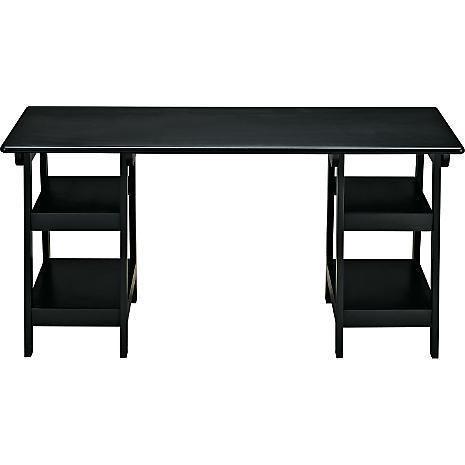 American Signature Furniture - Home Office - Sawhorse Desk
