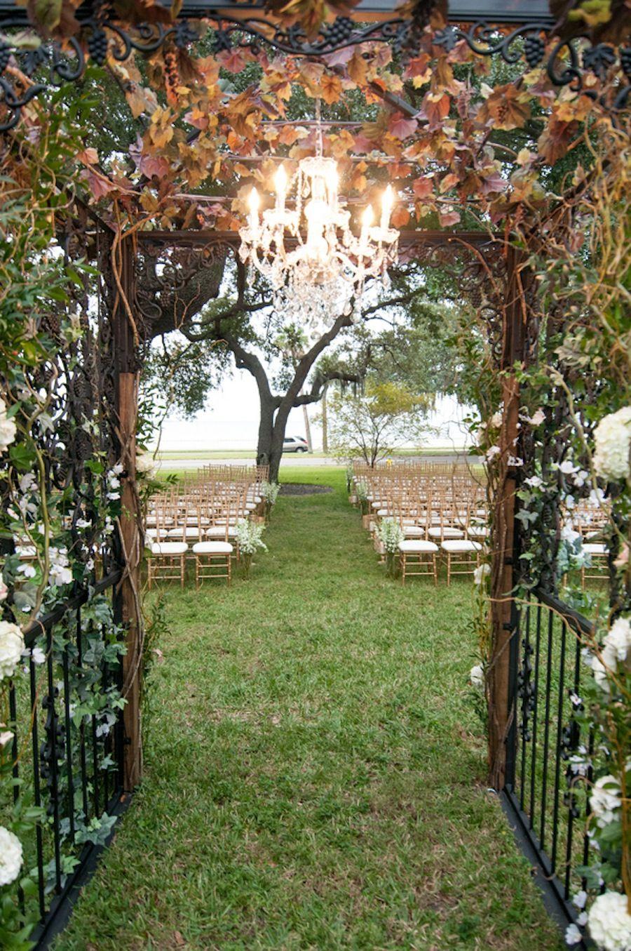 South Tampa Wedding Venue Garden Club Secret Inspired Florist Le Blossoms Fl Design