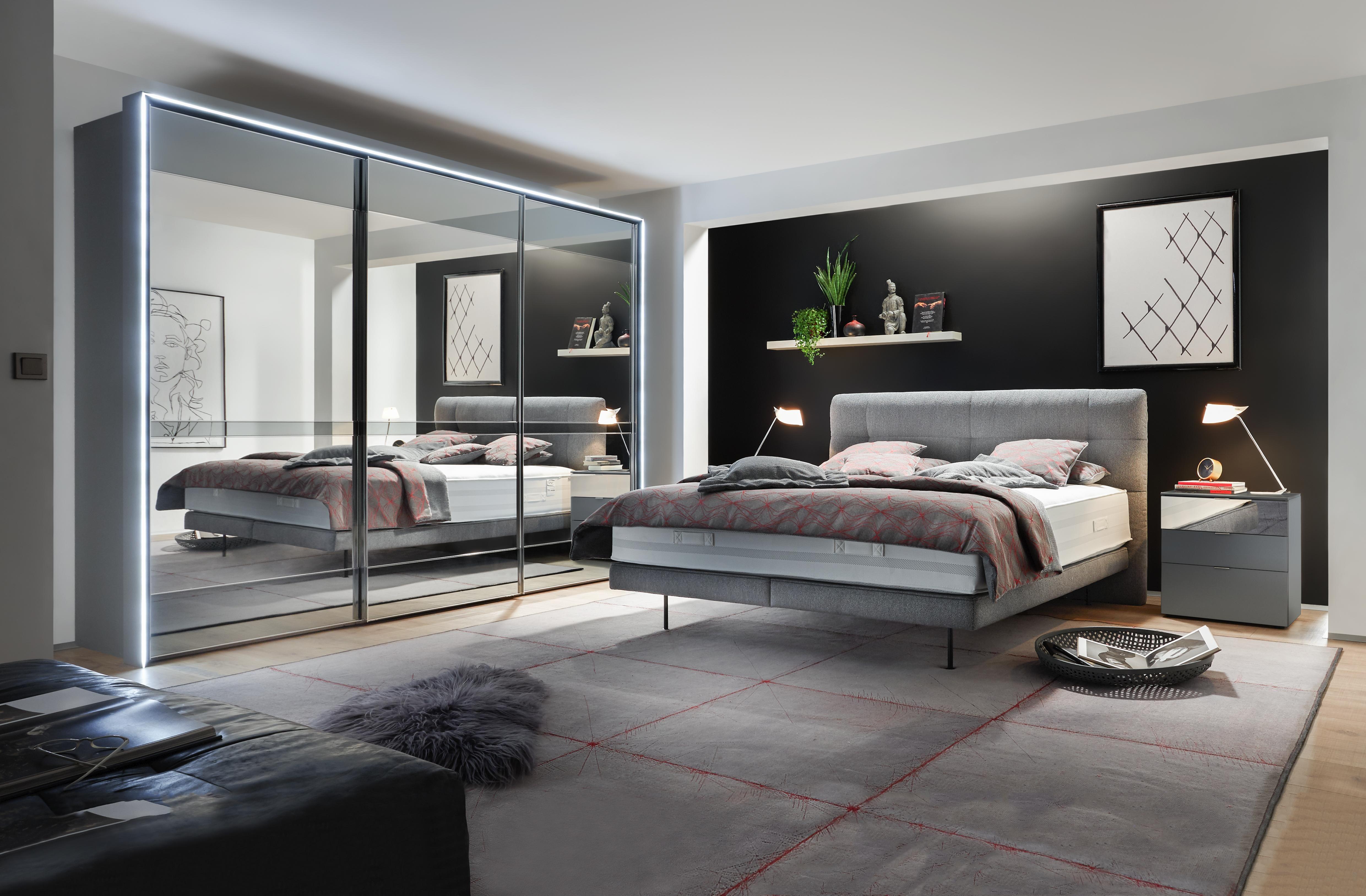 Noble Living Im Schlafzimmer Wow Hier Wird Schlafen Zu Einem