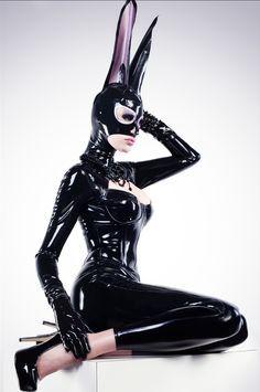 Bunny girl fetish — photo 1