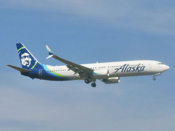 Alaska Airlines just flew across the country using wood chips | Popular Science