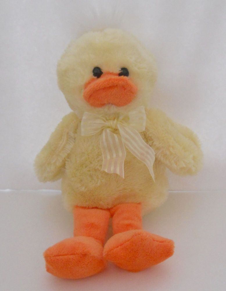 Best Made Toys Baby Yellow Duck Chick Plush Stuffed Easter Toy 11 ...
