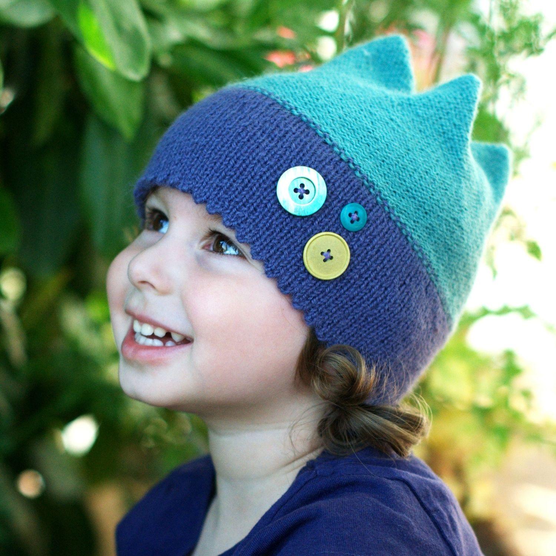 ec69d249865 Quatra Hat kids knitting pattern